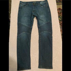 BLACK brand Skinny Flex Denim Jeans